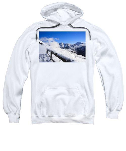 Austrian Mountains Sweatshirt