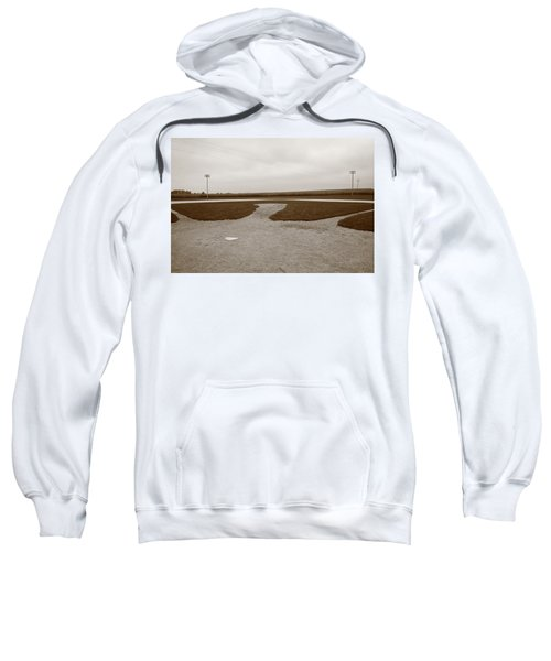 Baseball Sweatshirt by Frank Romeo