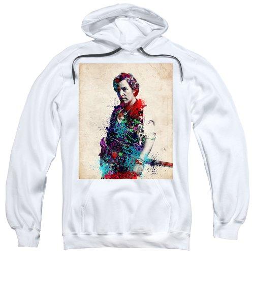 Bruce Springsteen  Sweatshirt by Bekim Art