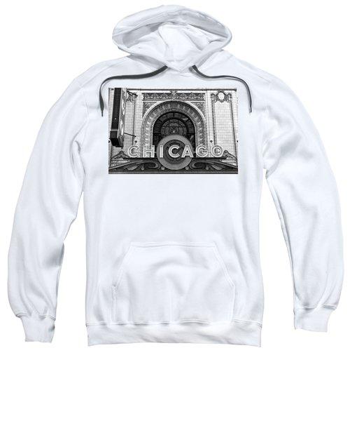 Chicago Theater Marquee Sweatshirt