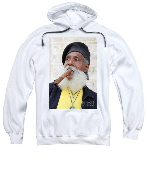 Cigar Man Sweatshirt