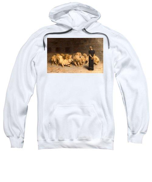 Daniel In The Lions' Den Sweatshirt