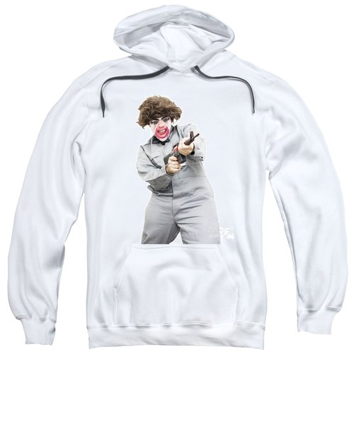 Female Psycho Killer Sweatshirt