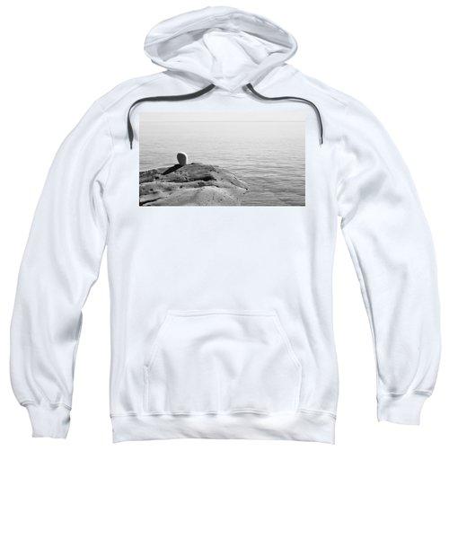 How Small We Are Sweatshirt