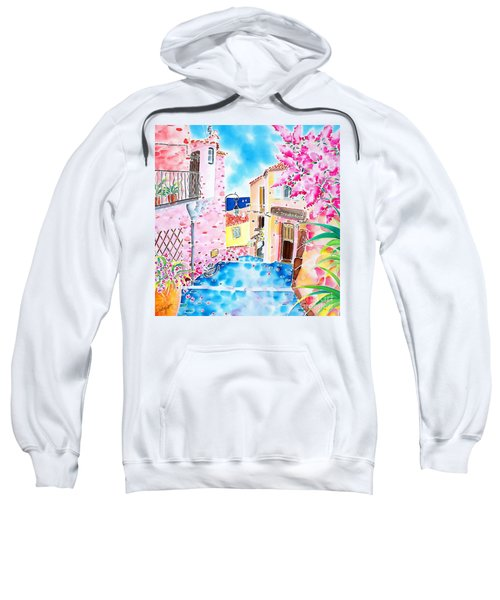 Mediterranean Wind Sweatshirt