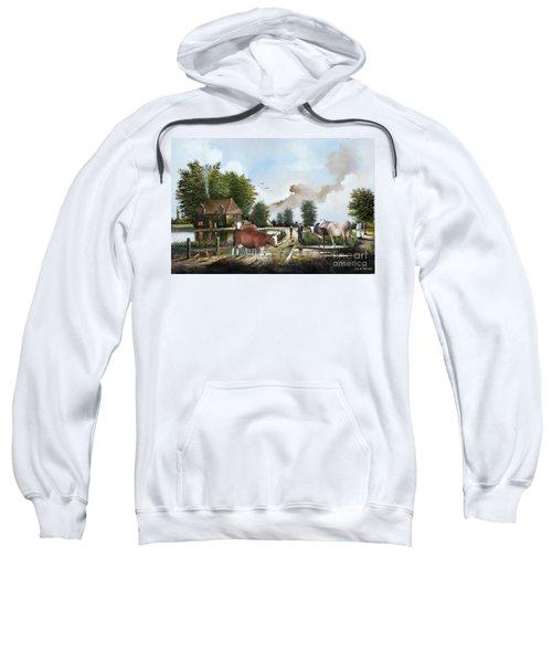 Milking Time Sweatshirt