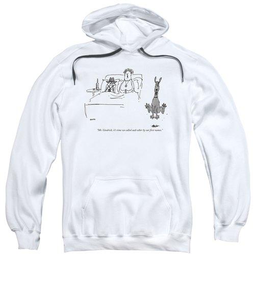 Mr. Goodrich Sweatshirt