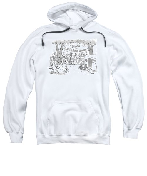 New Yorker May 31st, 1999 Sweatshirt