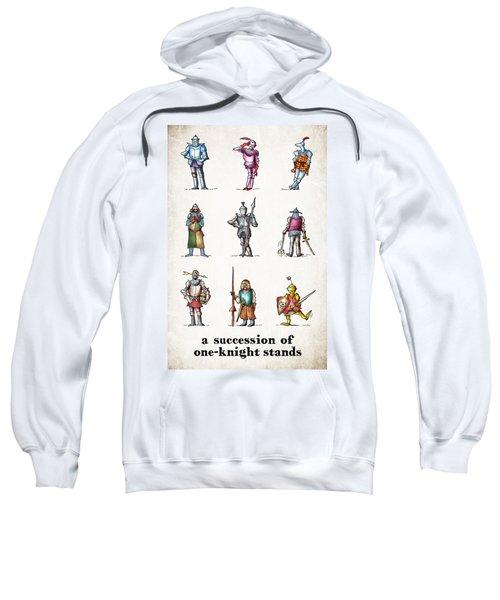 One Knight Stands Sweatshirt