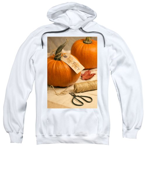 Pumpkins For Thanksgiving Sweatshirt