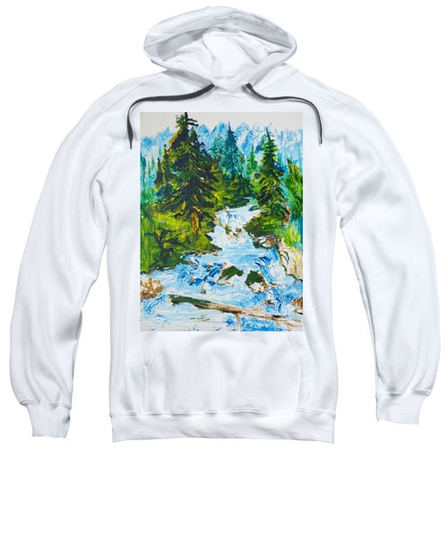 Spring Run-off Sweatshirt