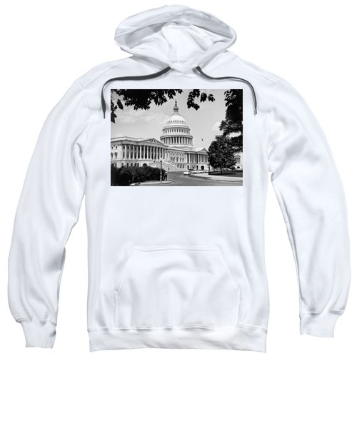 The Capitol Building Sweatshirt