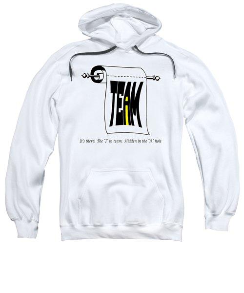 The I In Team Sweatshirt