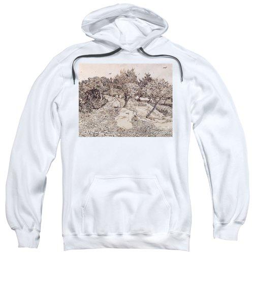 The Olive Trees Sweatshirt