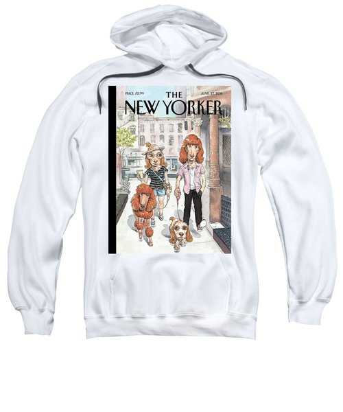 New Yorker June 27th, 2011 Sweatshirt