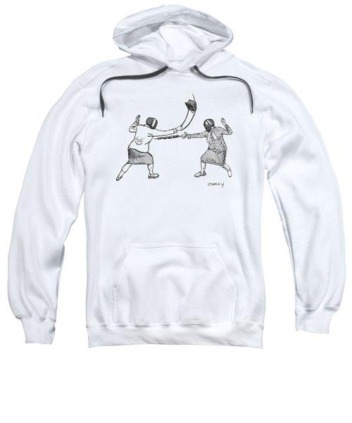 New Yorker June 19th, 2006 Sweatshirt