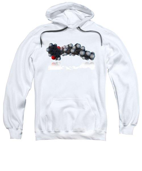 Vitamin K2, Molecular Model Sweatshirt