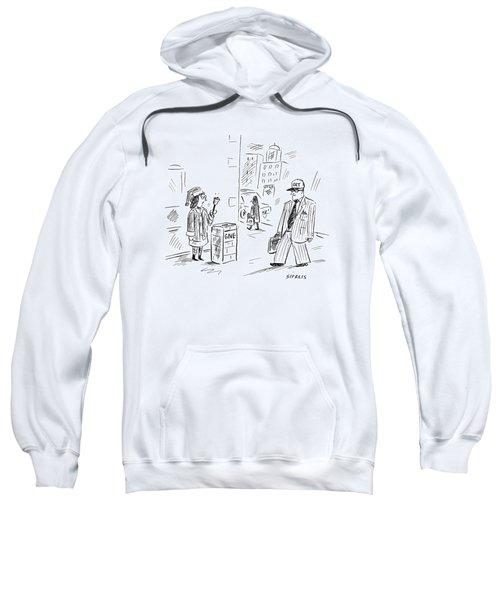 New Yorker December 12th, 2005 Sweatshirt