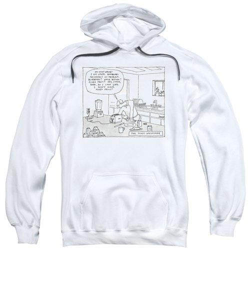 The Toast Whisperer Sweatshirt