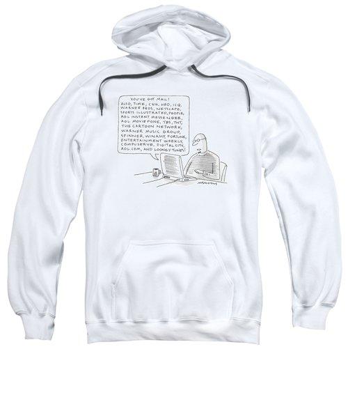 New Yorker January 24th, 2000 Sweatshirt
