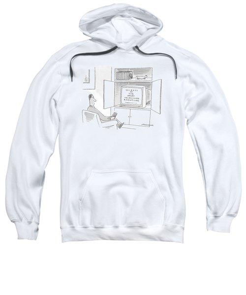 New Yorker January 10th, 2000 Sweatshirt