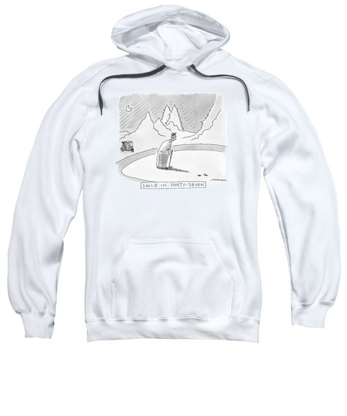 New Yorker August 21st, 2000 Sweatshirt