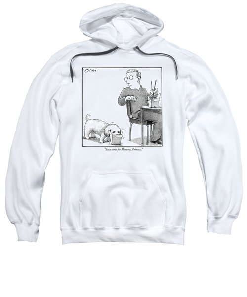 Save Some For Mommy Sweatshirt