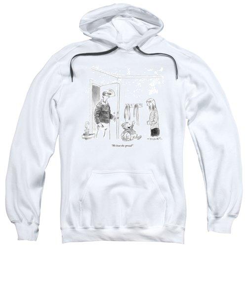 We Beat The Spread! Sweatshirt