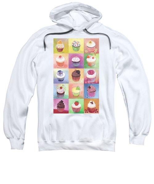 15 Cupcakes Sweatshirt