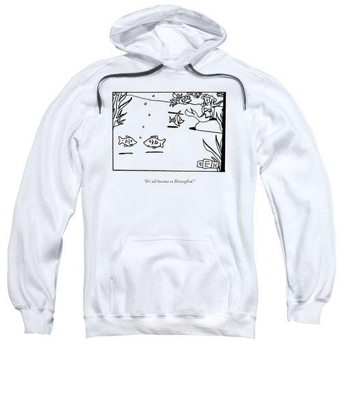 New Yorker September 7th, 2009 Sweatshirt