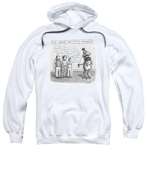 New Yorker December 12th, 2016 Sweatshirt