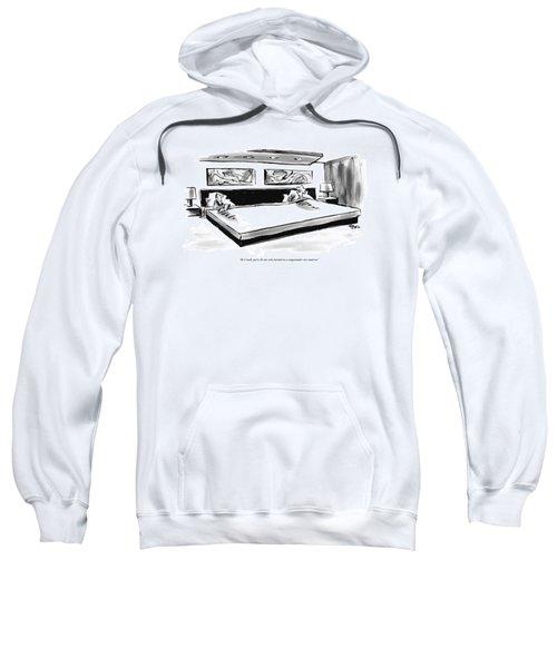 As I Recall Sweatshirt