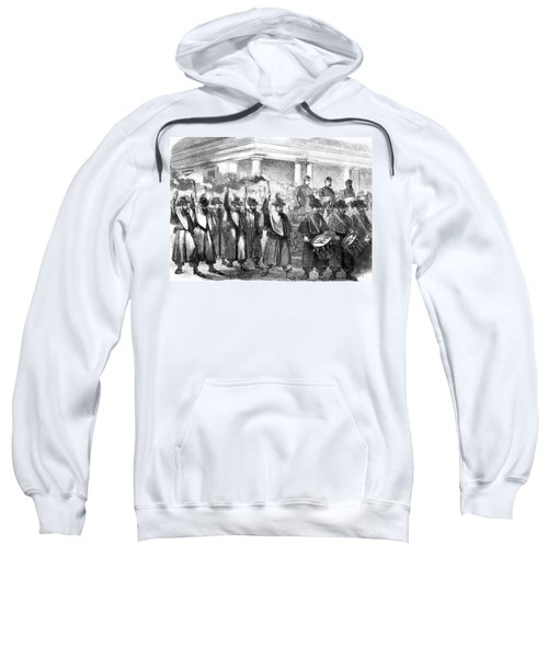 1800s 1860s December 1861 Torchlight Sweatshirt