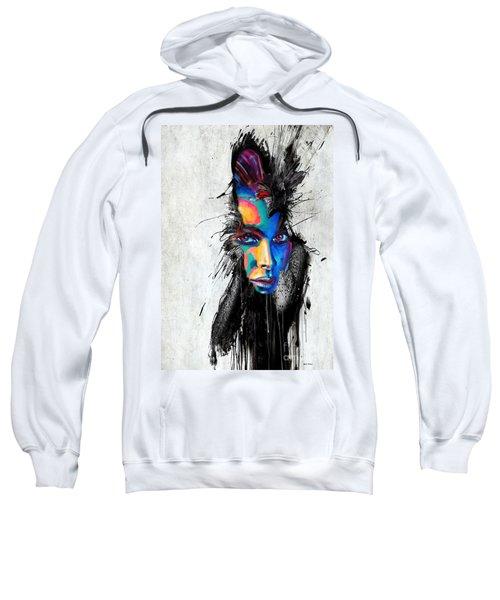 Facial Expressions Sweatshirt