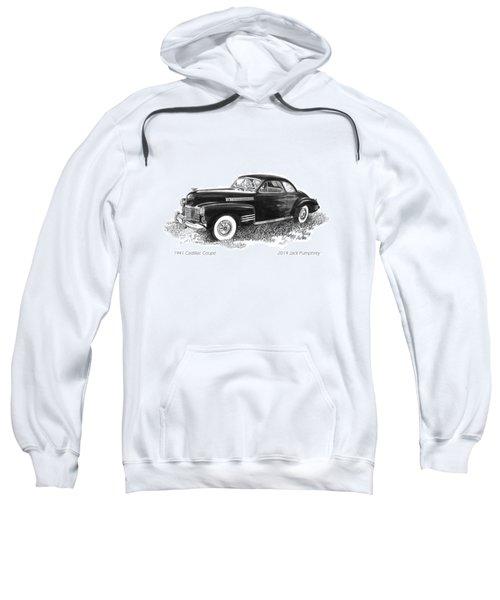 1941 Cadillac 62 Coupe Sweatshirt