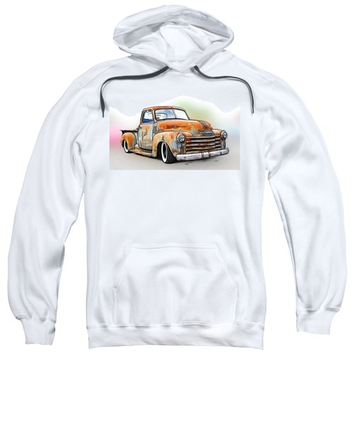 1950 Chevy Truck Sweatshirt