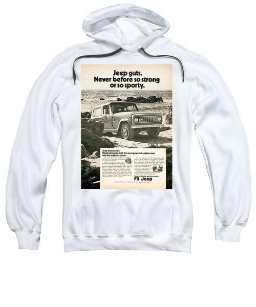 1972 Jeep Commando Sweatshirt