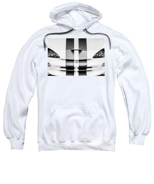 Dodge Emblem Hooded Sweatshirts