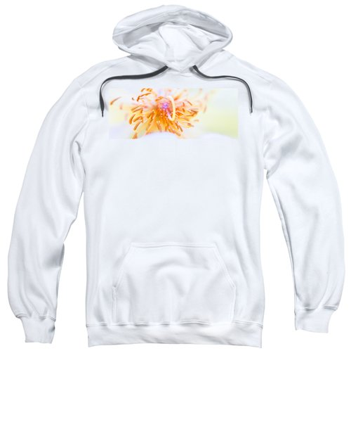 Abstract Flower Sweatshirt