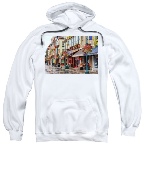 Findlay Market In Cincinnati 0009 Sweatshirt