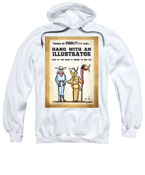 Indian Paintbrush Sweatshirt