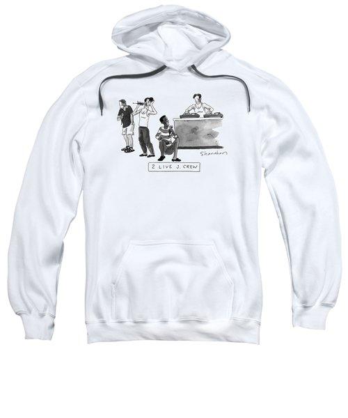 2 Live J. Crew Sweatshirt