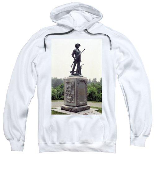 Minutemen Soldier Sweatshirt
