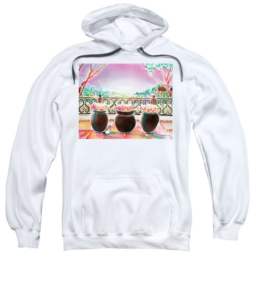 Prelude To The Night Sweatshirt