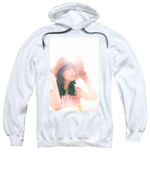 Summer Woman Sweatshirt