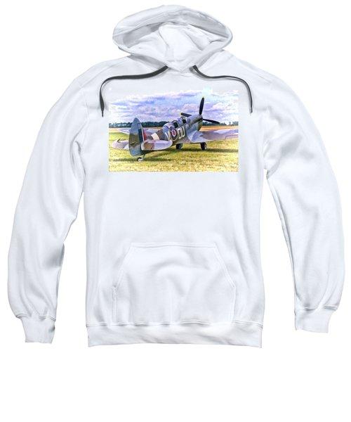 Supermarine Spitfire T9 Sweatshirt