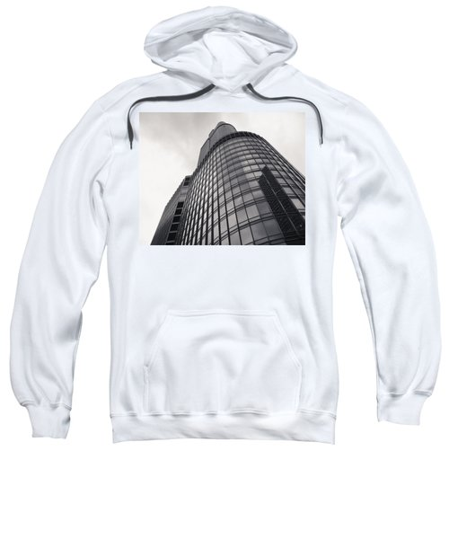 Trump Tower Chicago Sweatshirt by Adam Romanowicz