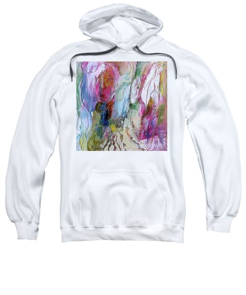 Under The Ice Of Venus Sweatshirt