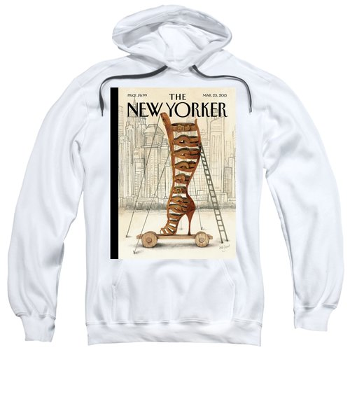 New Yorker March 25th, 2013 Sweatshirt