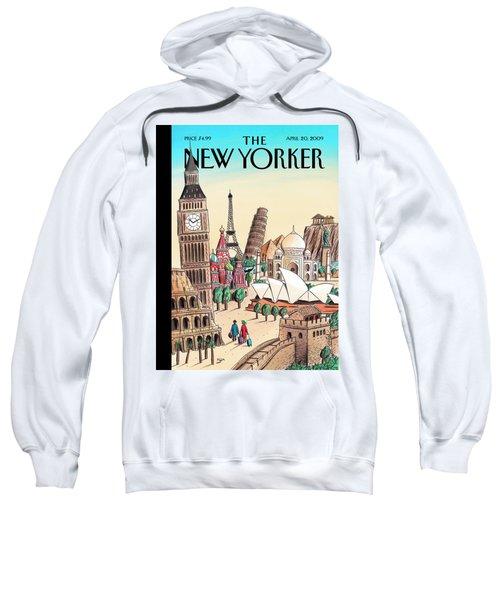 New Yorker April 20th, 2009 Sweatshirt